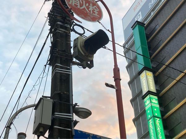 なぜ広電は、この信号機を猿猴橋町に設置してるんでしょうか?