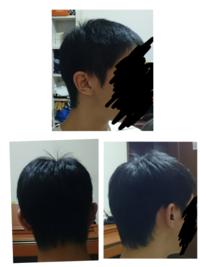髪が伸びると写真のようになってしまいます。(この写真は知恵袋の他の方のを拝借しました。) 近く髪を切りに行こうと思っているのですが、髪が伸びた時にこんな感じにならないためには切る時にどうやって頼めばいいのでしょうか。