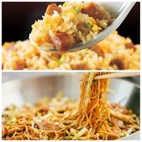 「炒飯」と「焼きそば」朝食だったらどちらがいいですか?