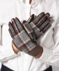 トゥービーバイ アニエスベー (女性向けのブランド) の手袋を男性にプレゼントするのは変ですか?