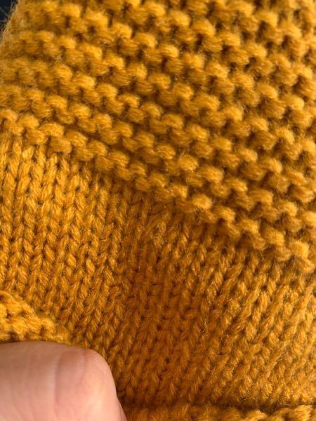 これはそれぞれなに編みですか? また、かぎ針、棒針どちらですか?