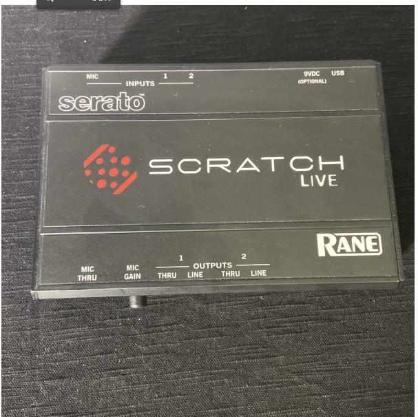 DJ インターフェースに関してなのですが当該商品はSerato DJに対応していますでしょうか? https://page.auctions.yahoo.co.jp/jp/auction/d488989576 よろしくおねがいします。