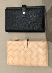 ボッテガヴェネタの財布について、どちらかを購入しようとしています。どちらがおすすめですか? ボッテガヴェネタの財布は、使ったことがなく、迷っています。 レディース です。 よろしくお願いします。