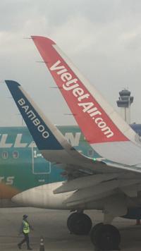 この2機の飛行機は同じ飛行機ですか。