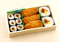 かんぴょう巻きを食べたらいなり寿司も食べたくなりますか。