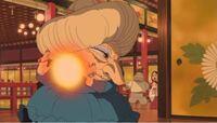 千と千尋の神隠しについて 湯婆婆が本気を出せばカオナシを湯屋から追い出す事は出来たと思いますか?