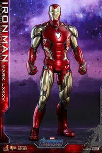 アイアンマン最強のスーツはマーク85ですか?。 ハルクバスターより強いのですか?