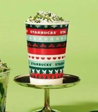 スタバの抹茶抹茶ホワイトチョコレートを頼む時、クリスマス限定の絵柄のカップにしたい時どうしたらいいですか?(添付写真のものです) この前上記の物を頼んだら普通のカップででてきて、、 6時頃行ったのでカッ...