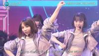 堀未央奈、北野日奈子、与田祐希の3人に「○○君可愛い♪私と付き合って♡大好き♡」と言われたらどう返す?
