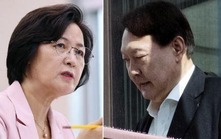 以下の共同通信の記事を読んで、下の質問にお答え下さい。 『韓国検事総長に停職2カ月 文政権と対立