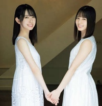小坂菜緒。 金村美玖。 この同学年の2人、どちらの方が大人っぽく見えますか?