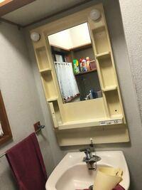 洗面台のリフォームについて。 両側が壁になっています現在着いている洗面台は幅60のものです、ネットで洗面台を購入し取り付けのみプロにお願いしようと思うのですが上から下までの一体型にする場合は幅60のものを購入すればいいのでしょうか? 壁から壁までは幅が78ほどあります、また洗面所が狭く洗濯機が邪魔をしていて通り道が50センチほどしかありませんが設置可能でしょうか?  知識がなく分かりづらい説...