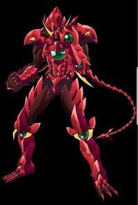 ハイスクールd×dに出てくる赤龍帝に似てるガンプラを教えてくれませんか?部分でも構いません。