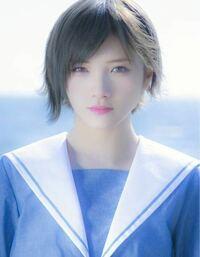岡田奈々さんのこんな感じの髪型ってなんて言うやつでしょうか?