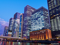 大阪の中之島ほど洗練された大都会は他にありますか?