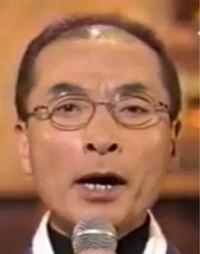 【歌手&曲編】昭和時代 この画像方の名前と歌っている曲を、お答えください。    画像が悪くて御免なさい。  画像は2000年代です。   ✴︎最初に正解した方をベストアンサーといたします。