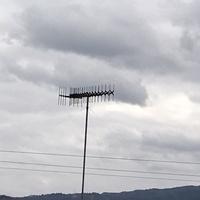 このアンテナは水平偏波でしょうか垂直偏波でしょうか?