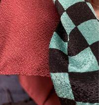 これなんて言う素材?布の生地かわかりますか?