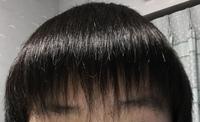 今の前髪の量でマッシュできますか? できなかったら後何ヶ月ぐらい伸ばせばいいか教えてください。