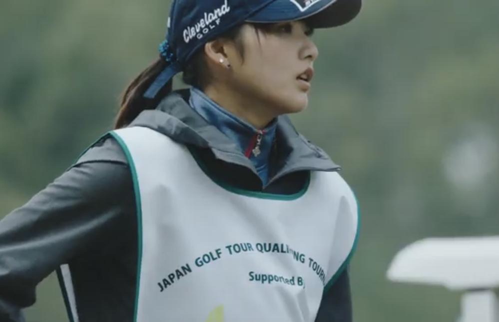 SMBCモビットのゴルフのCMで登場するこの方はゴルファーの方ですか? 何という方でしょうか?