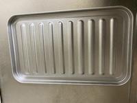 オーブントースターを買ったらバット?受け皿? みたいなのも付いてたんですが、これはどういう物をオーブントースターで焼く時に活用されたりしますか?