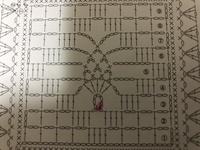 この編み図の引き抜き編み?はどこの目にすれば良いでしょうか?初歩的な質問ですみません。