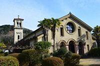 建築史に詳しい方、お願いします。 写真の教会の建築様式がわかる方教えていただきたいです。