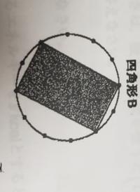 面積の求め方を教えてください 12この点は円周を12等分していて、円の半径は1です。