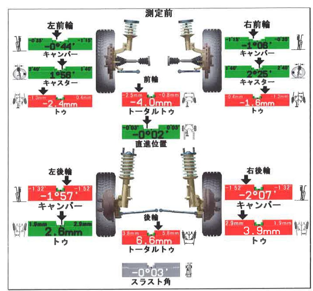 なぜバイクにはアライメント調整てないのですか。 ・・・・・・・・・・・・・・・ クルマだったらサスペンションのアライメント調整がありますが。 確かにクルマは四輪。バイクは二輪ですが。 ですが二輪...