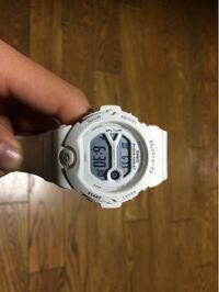 Baby-G という腕時計で秒の調整ができないんですけど仕様ですか?