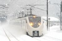 北陸本線が1日運休した時に前日のサンダーバードが運行したようですが あれはなんで運行したのですか?大阪に27時間遅れで到着したようですが   金沢でて福井あたり運転し運休がきまりまる1日福井に停車して...
