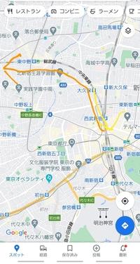 大回り乗車についての質問です。 大回り乗車は一筆書きのように同じ場所を通るとだめですが、大久保から新宿まで総武線で、そこから高尾方面に中央線で行くというような同じ場所を違う路線に乗るのはOKですが?