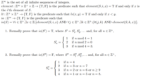証明問題です。 1番についての質問ですが、直接証明で証明することは出来ましたが、条件分岐が多く証明が長くなりすぎました(特にS_i ! = S_j の時においての除数の違いによるkの算出方法)。対偶法や背理法も...