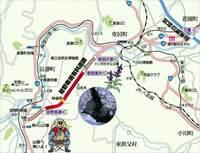 埼玉県の皆野寄居有料道路は、 関越自動車道の花園IC(深谷市:旧大里郡花園町)と秩父市をつなぐ計画で国道140号のバイパスとして計画されたのですか?