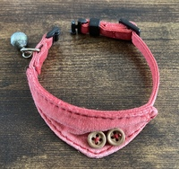 猫の首輪なのですが、こちらの首輪のメーカーや商品名がわかる方いらっしゃいますか?