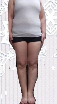 この体型、どう思いますか?
