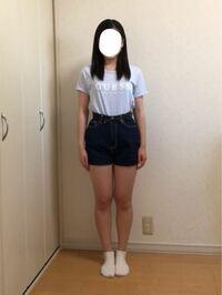 158.7cm 48.5kg です どこがどのように太っていますか? 日本のアイドルでこの体型はデブですよね?