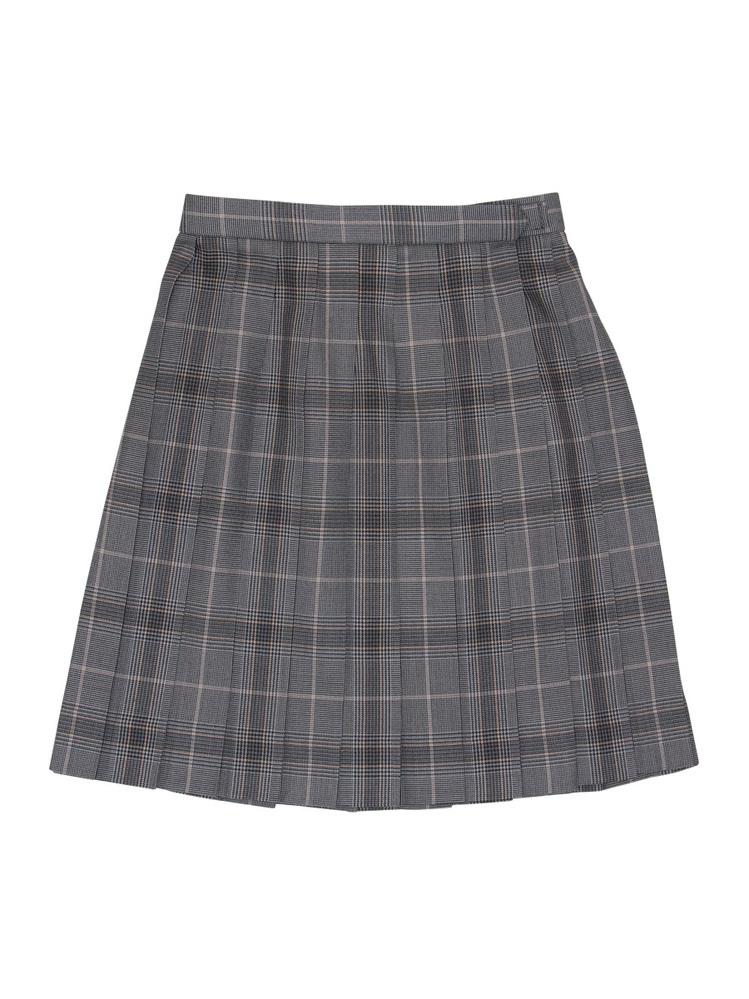 25歳の彼女が制服みたいなスカートを着たいと言っているのですがどう思いますか? 最近のトレンドはロングスカートやワイドパンツですが僕の彼女はあまり好きじゃないようです。デートの時も大学時代に買った割と丈の短めなスカートをはいています。まあ足がキレイなので僕も、似合っているからいいかなーと思っていますが。 トップスを工夫したらこういうスカート良いよね?買ってほしい!と言われてねだられています...