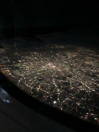 仙台→関空の飛行機から外見てたら大きな街があったので写真を撮りました。 どこの街か分かりますか?