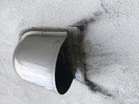 換気扇の外側  これを掃除したいのですが、どうやってはずせますか??