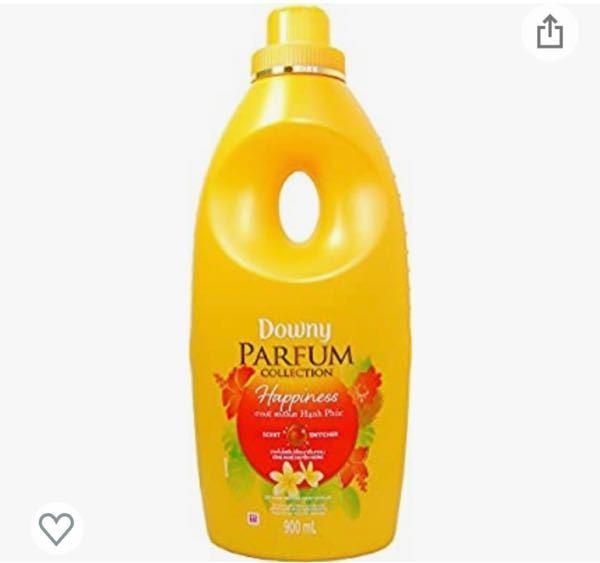 昔使っていたダウニーのパルファムコレクションのハピネスという香りの柔軟剤が欲しいのですが、なかなか見つかりません。 通販サイトで売っているところを知ってる方いたら教えて頂きたいです。