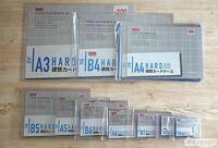 硬質ケースにMyojoのカードを入れるとしたらどのサイズですか?