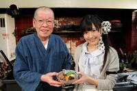 料理人の結城貢先生は今でもお元気でしょうか? (^。^)b