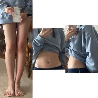 中3女子です。 脂肪が多く、お腹の下っ腹の脂肪と太ももの脂肪を無くしたいです。縦線入れたいです、、(>_<) 今は腹筋を鍛える筋トレと太ももを細くする運動とを何個かとマッサージをやっています。 これ...