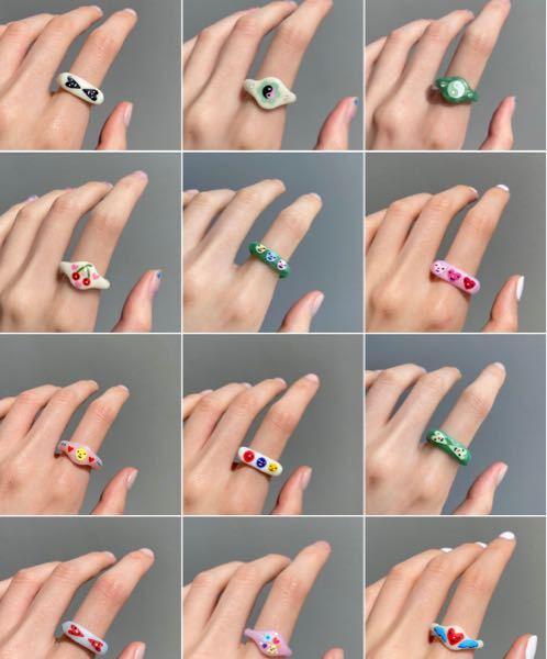 この写真みたいな指輪、日本で買えるお店知りませんか??