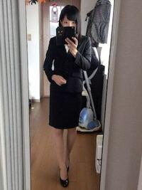 タイトスカートをはいたことがある女性に質問です。 この格好で全力で走ったら、どうなると思いますか?