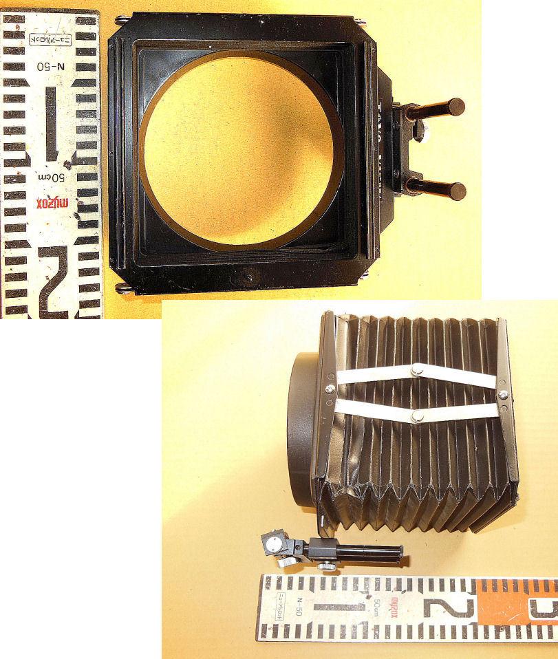 このカメラ関係の使用目的/正式名称が知りたいです。 TOYO-VIEW SAKAI SPECIAL CAMERA MFS.CO,LTDとあります。 宜しくお願い致します。