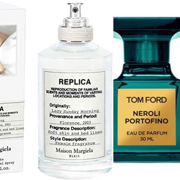 マルジェラレプリカ レイジーサンデーモーニング と、トムフォード ネロリ ポルフィーノ ならどちらが良いですかね? こっちの方がいい匂い など教えてください!