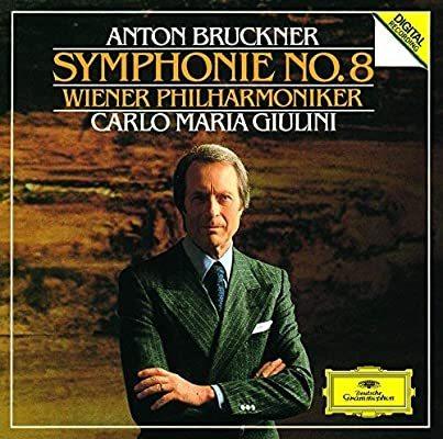 このCDはいかがでしょうか。感想など。 カルロ・マリア・ジュリーニ指揮・ブルックナー交響曲第8番・ウィーンフィルです。DGグラモフォンだと思います。Amazon等。