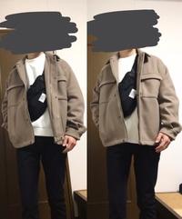 付き合う前のデートで着ていくなら右と左どっちがいいと思いますか? 左が白いトレーナーみたいな感じで右がオフホワイトのニットです。 場所は水族館に行きます。 18歳高校生です。